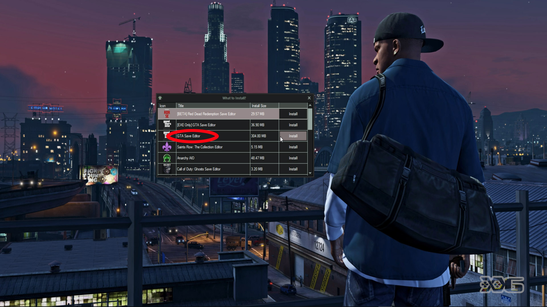 GTA Save Editor Tutorial (How To Make Custom Outfits in GTA