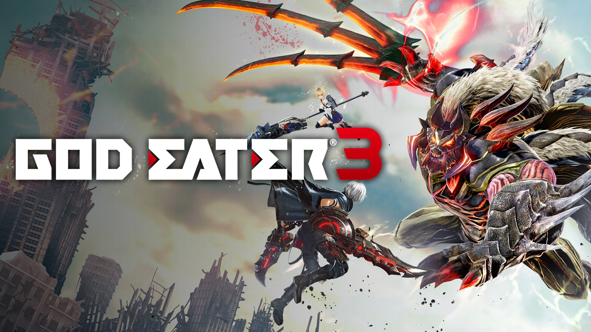 God Eater 3 Quick Codes (Save Wizard PS4)