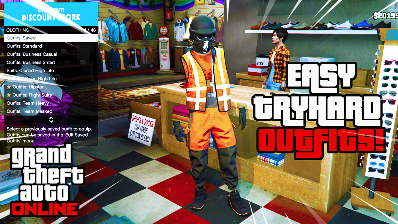 Creator Mode Glitch Transfer Tutorial [GTA Online] Tryhard Outfits! (1.50)
