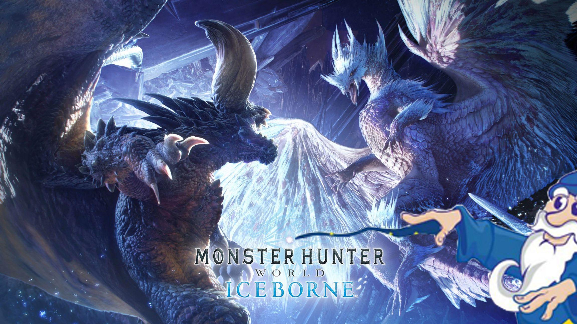 Monster Hunter World Save Wizard Iceborne Cheats Now LIVE
