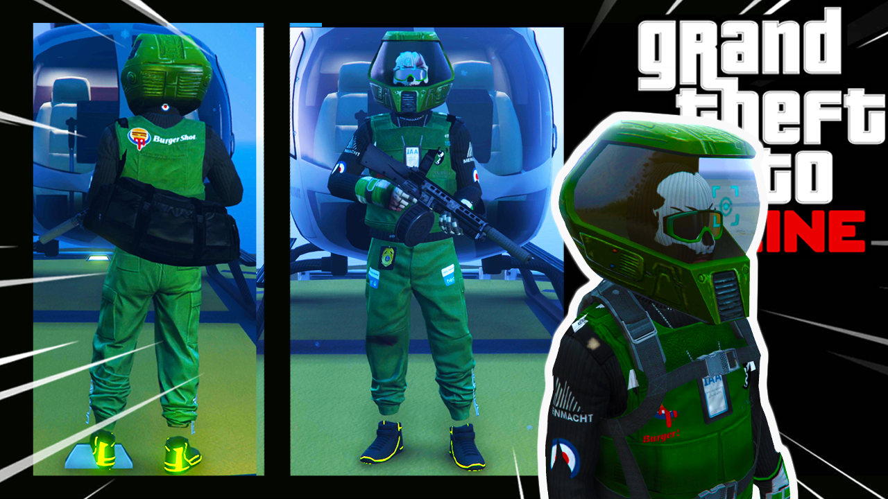 GTA Save Editor Tutorial *Space X Outfit* (Update) 1.50