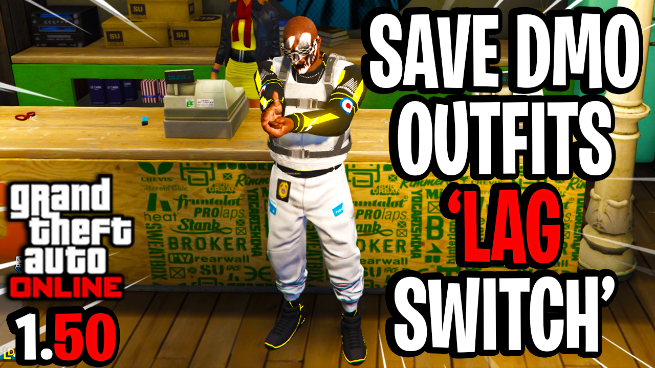 Save Modded Outfits DMO Glitch 1.50