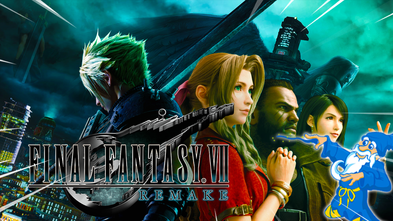 Final Fantasy 7 Remake Save Wizard Cheats Now LIVE!