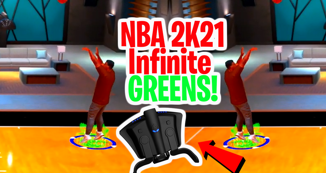 This Controller Mod For NBA 2K21 Must Be Stopped!