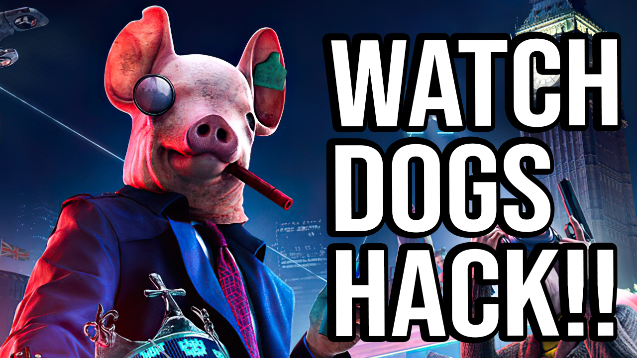 Watch Dogs Legion Save Wizard Cheats Now LIVE!