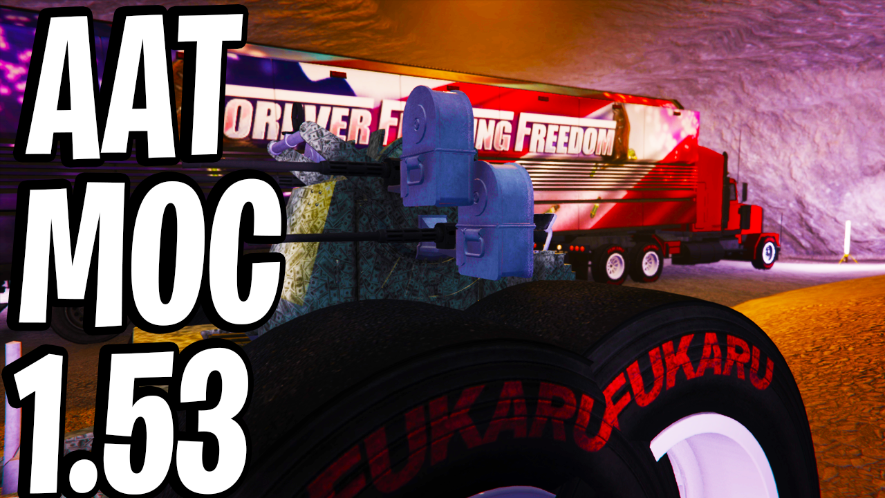 How To Get a Modded AA Trailer in GTA Online [1.53]