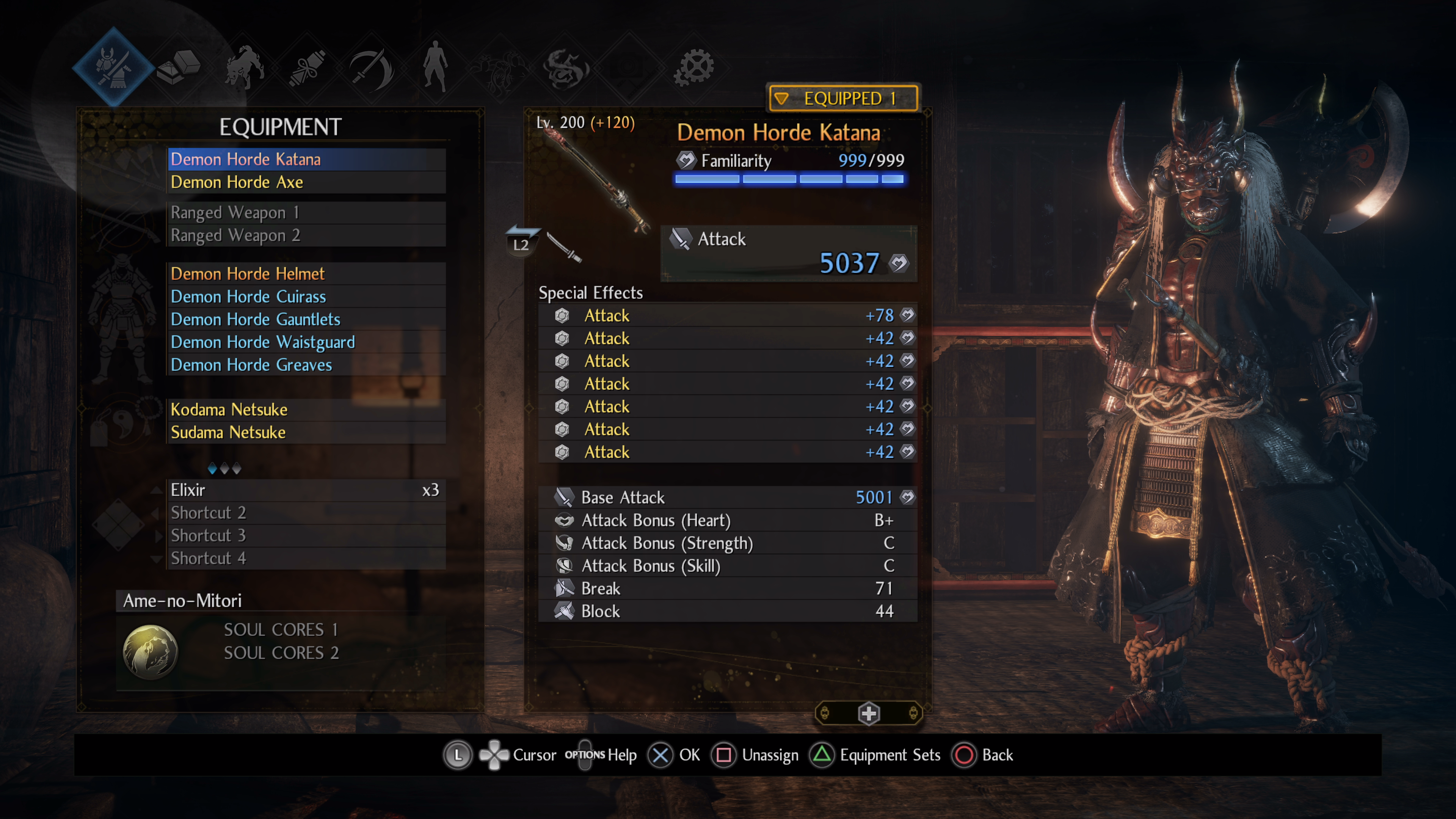 For nioh armor best dual 2021 sword The Best