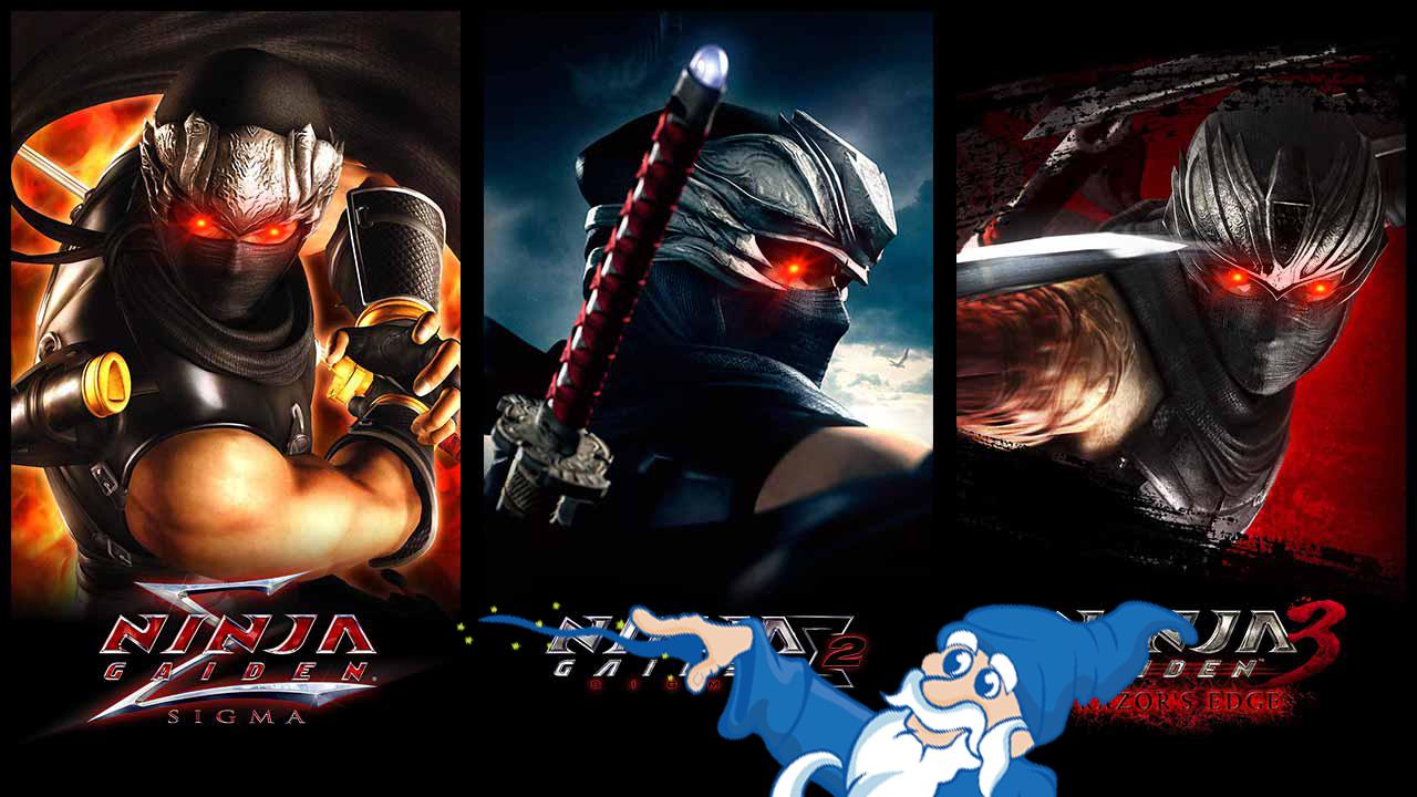 Ninja Gaiden Master Collection Now on Save Wizard