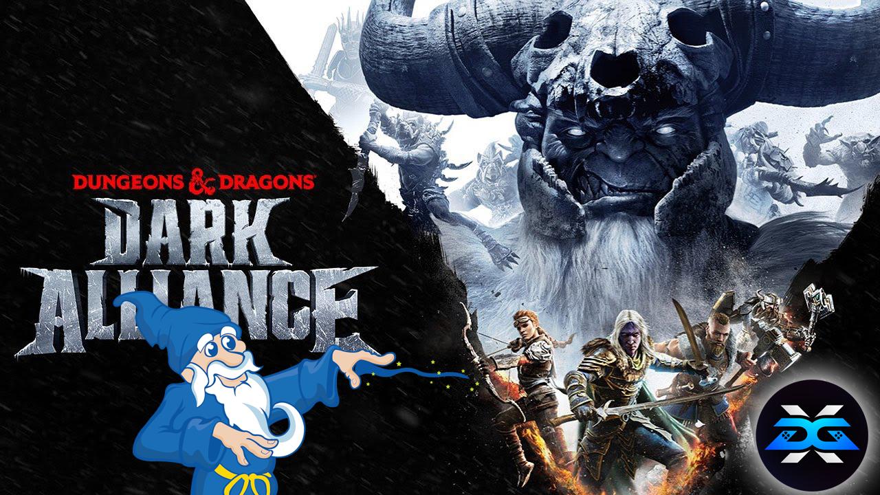 Dungeons & Dragons: Dark Alliance Now on Save Wizard