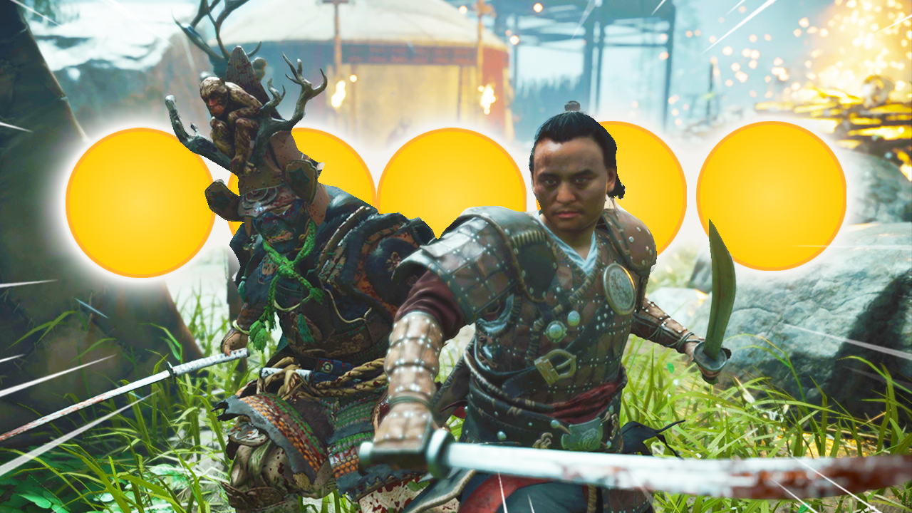 GHOST OF TSUSHIMA INFINTE RESOLVE BUILD! (2.07)